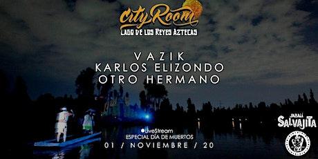 City Room Lago De Los Reyes Aztecas - Evento Informativo