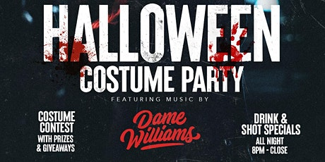 Nightmare on Ventnor Ave   Halloween Costume Party   Hosted Bar tickets