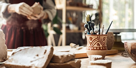 December  Adult Pottery Workshop tickets