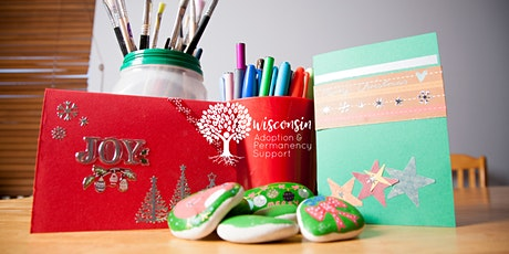 Holiday Craft Night for Adoptive and Guardianship Families: Wausau tickets