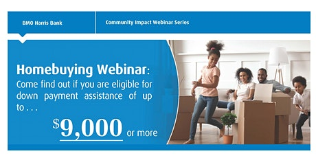 Homebuying Webinar tickets