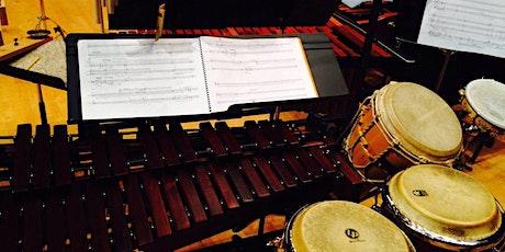 Moores School Percussion Ensembles Concert (Virtual Livestream Performance) tickets