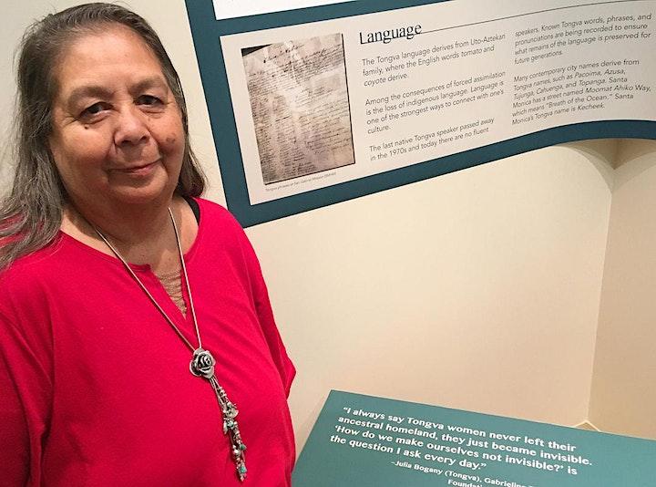 Community Conversations: Tongva Tribe Leader Julia Bogany image