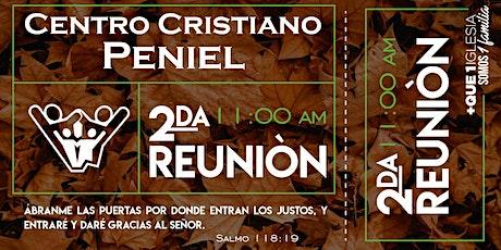 2da Reunión Peniel