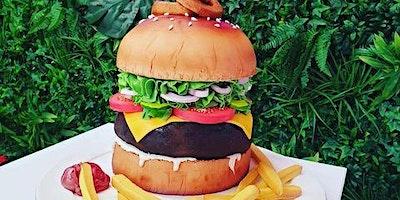 Burger Cake Masterclass