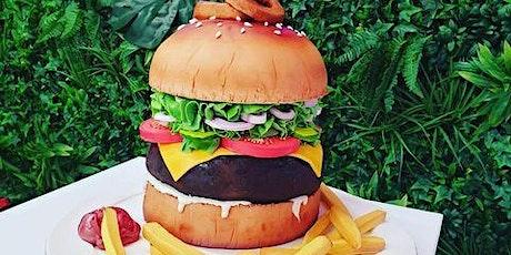 Burger Cake Masterclass tickets