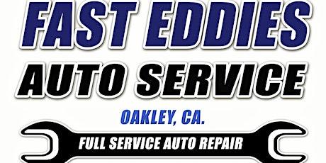Fast Eddie's Automotive Training Program tickets