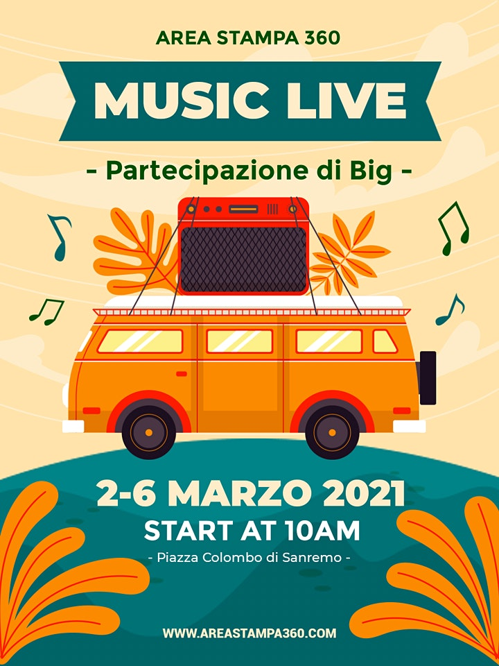 Immagine Music Live by Antonio Cospito