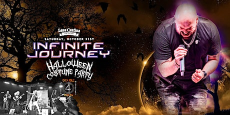 Halloween Party and Costume Contest! Hosted by Infinite Journey tickets
