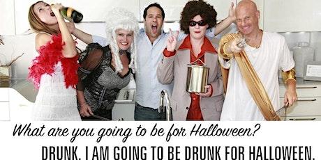 Halloween Costume Tapas tickets