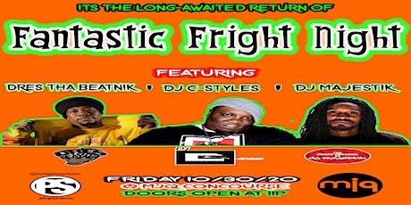 FANTASTIC FRIGHT NIGHT tickets