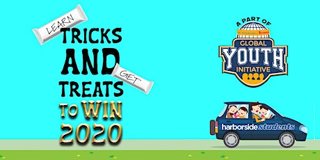 Tricks and Treats to WIN 2020! (Global Youth Initiative) tickets