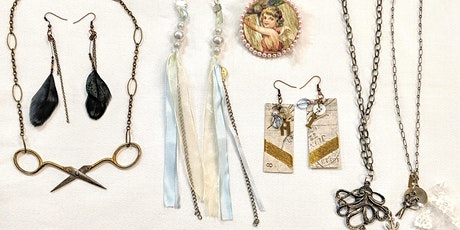Junk to Jewelry December 3rd Workshop tickets