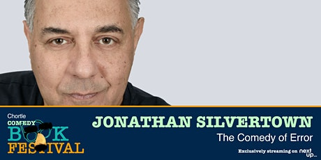 Chortle Book Festival // Jonathan Silvertown: The Comedy Of Error tickets