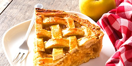 Homemade Events: FREE Apple Pie Cooking Class tickets