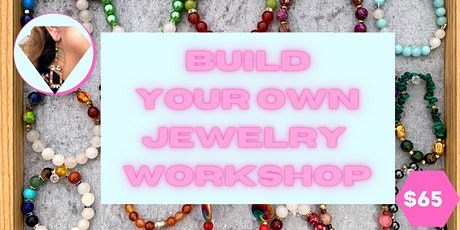 Make your own jewelry tickets