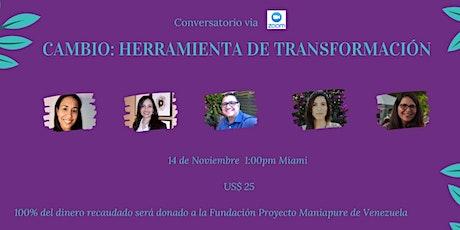 Cambio: Herramienta de transformación tickets