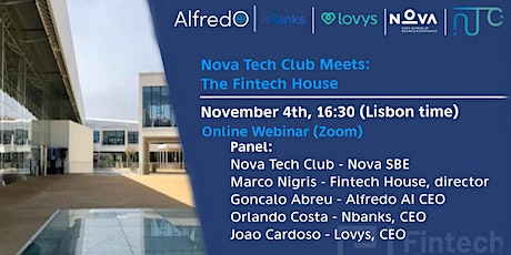 Fintech House - Webinar tickets
