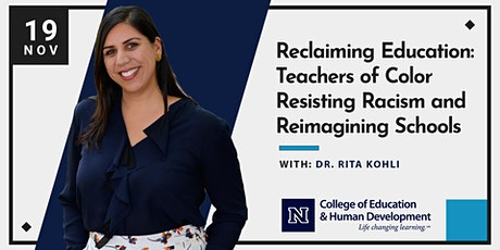 Teachers of Color Resisting Racism and Reimagining Schools tickets