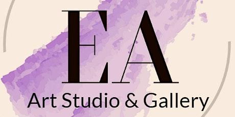 EA ART STUDIO &  GALLERY SOFT OPENING tickets