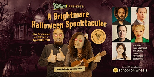 Brightmare Halloween Spooktacular: Live Screaming on DIEnasty TypeFRIGHTER