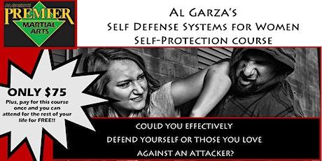 Ladies Self Defense Course tickets