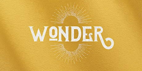 Wonder 2020 tickets