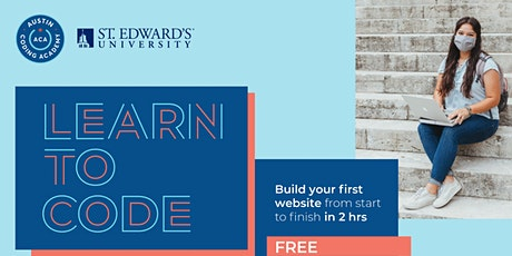 Austin Coding Academy at St. Edward's University | Learn to Code Workshop tickets
