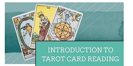 Introduction to Tarot Card Reading - Virtual Class tickets