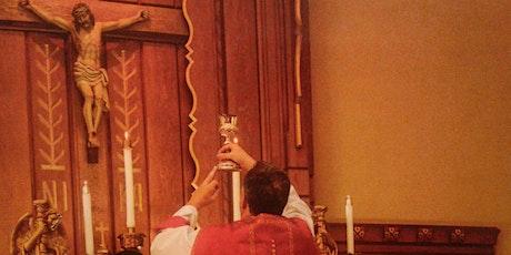 Santa Misa Miércoles 28 de Octubre boletos