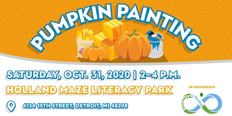 Pumpkin Painting tickets