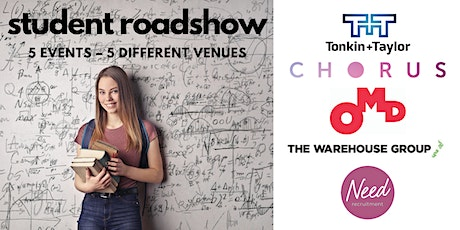 AUCKLAND: HR Student Roadshow: OMD - STUDENT EVENT tickets