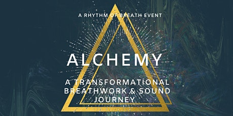 Alchemy - A Breathwork & Sound Journey tickets