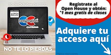 1er Open House Virtual boletos