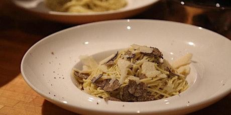 Truffles and Piemonte supper club (Via Zoom) tickets