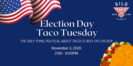 Election Day Taco Tuesday tickets