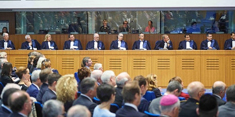 70 years of the European Convention on Human Rights: A Celebration tickets