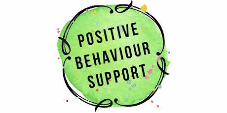 Positive Behaviour Support Series - Workshop 2 tickets