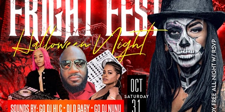 RESERVE SATURDAYS' HALLOWEEN FRIGHT FEST! tickets