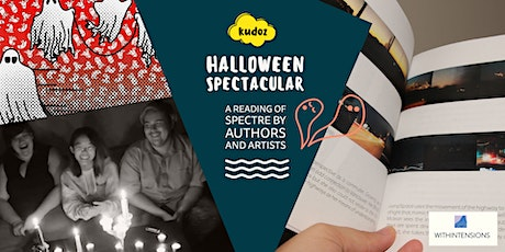 """A Halloween Spectacular - A Reading of """"Spectre"""" by Artists and Authors tickets"""