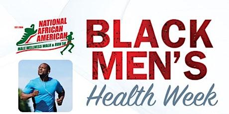 Pacific Northwest Black Men's Health Week tickets