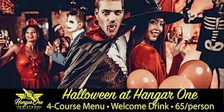 Hangar One Bistro - Halloween Dinner tickets