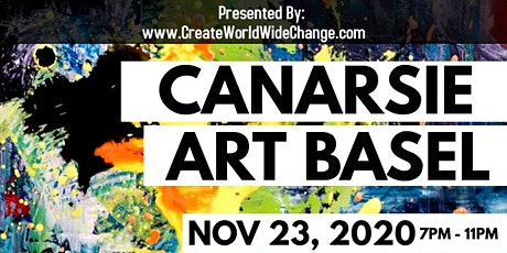 CANARSIE ART BASEL tickets