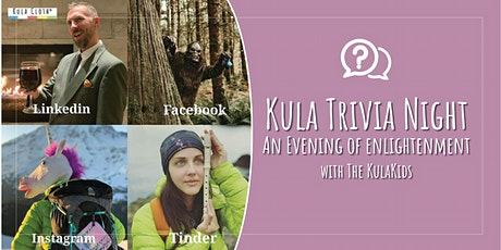 Kula Trivia Night Fundraiser: An Evening of Enlightenment tickets