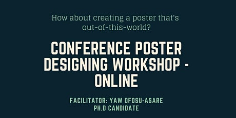 Conference Poster Designing Workshop - Online tickets