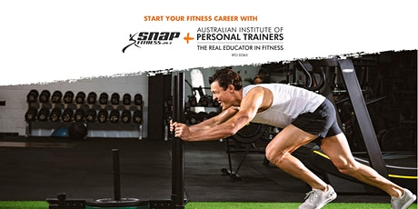 Snap Fitness Canning Vale Career Event tickets
