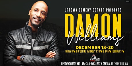 The Late Show w/ Damon Williams Live tickets