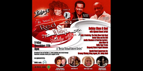 "Lady ""A""'s 5th Annual Red & White Holiday affair tickets"