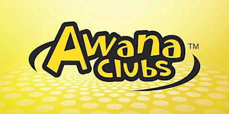 Awana - Spring 2021 tickets