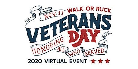 Veterans Day Walk or Ruck Challenge tickets